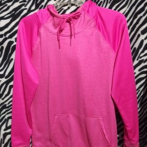 Women Pink Sweater Jacket